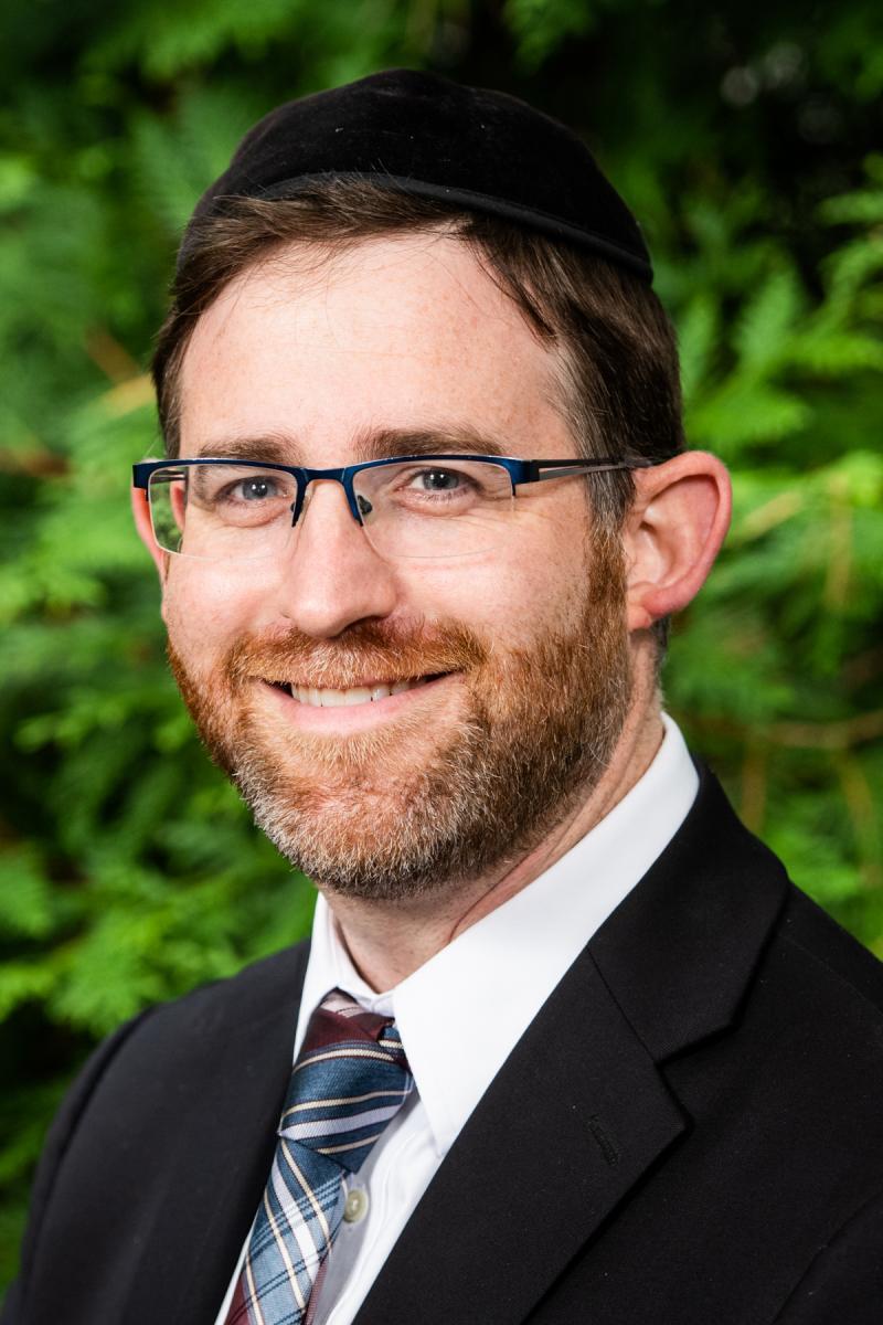 Rabbi Yaakov Deutscher
